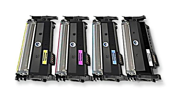 Заправка картриджа HP117A