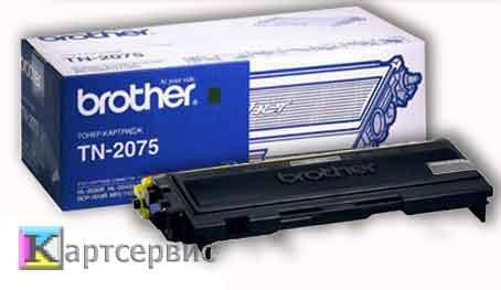 Заправка картриджа Brother TN-1075